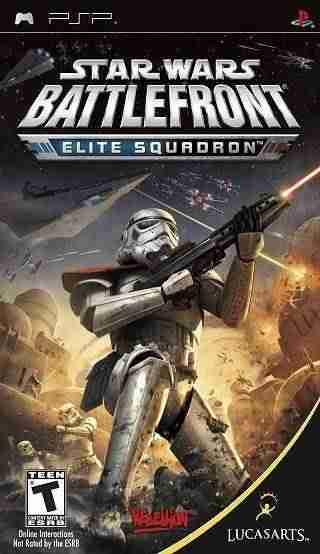 Descargar Star Wars Battlefront Elite Squadron [MULTI5] por Torrent